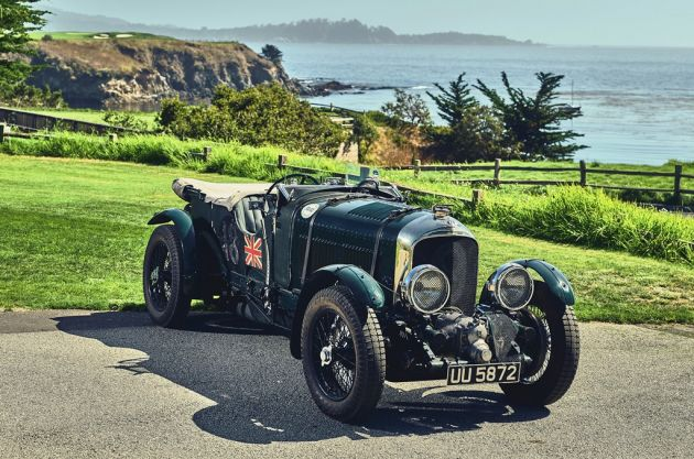 Bentley Blower Continuation Series - (Heritage Sports)