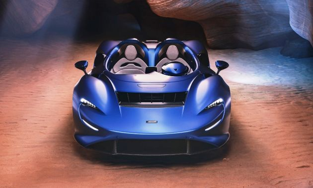 McLaren Elva - (Super Sports)