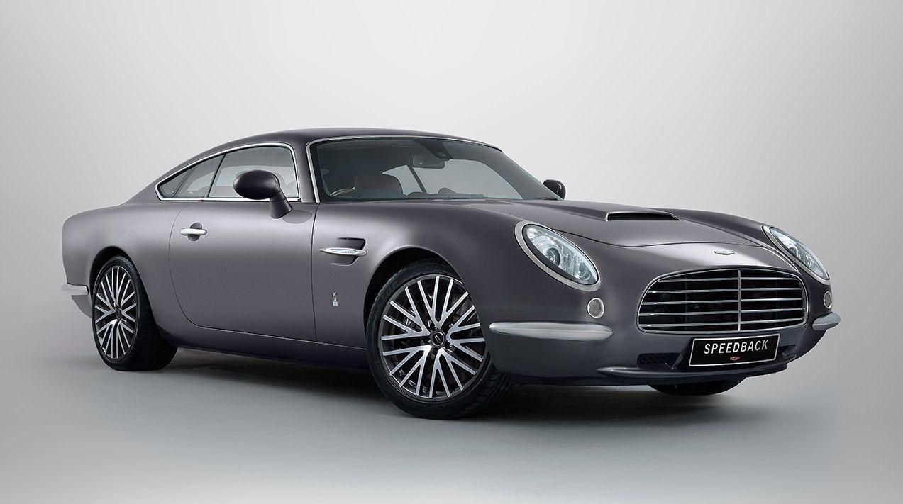 british built cars david brown automotive speedback gt. Black Bedroom Furniture Sets. Home Design Ideas