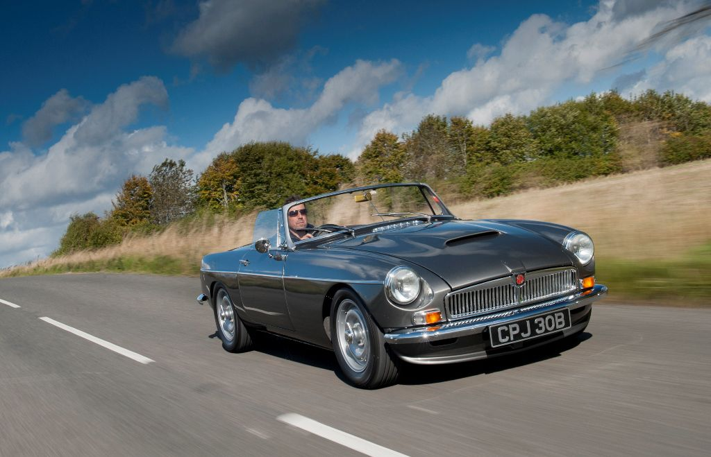 British Built Cars Frontline Developments Abingdon Edition