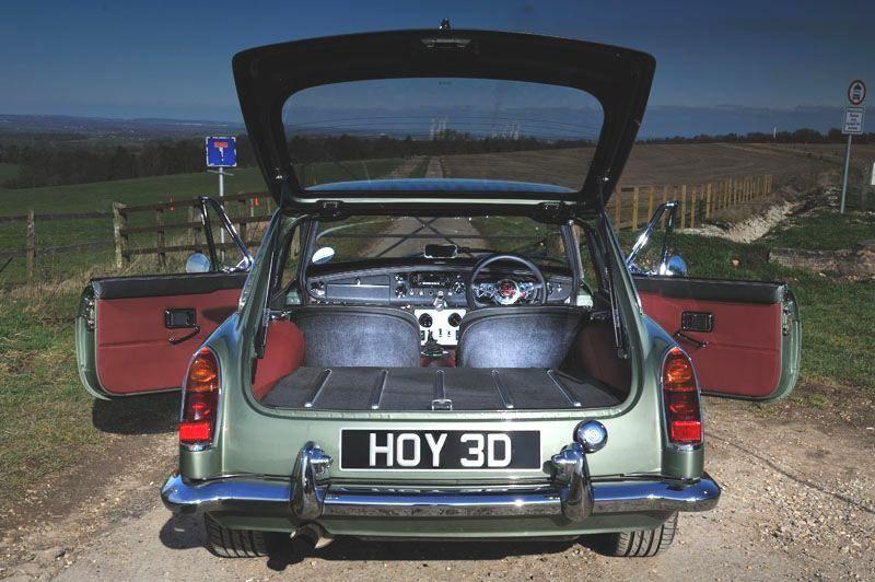 British Built Cars Frontline Developments Le50