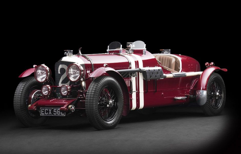 British Built Cars Racing Green Engineering Bentley