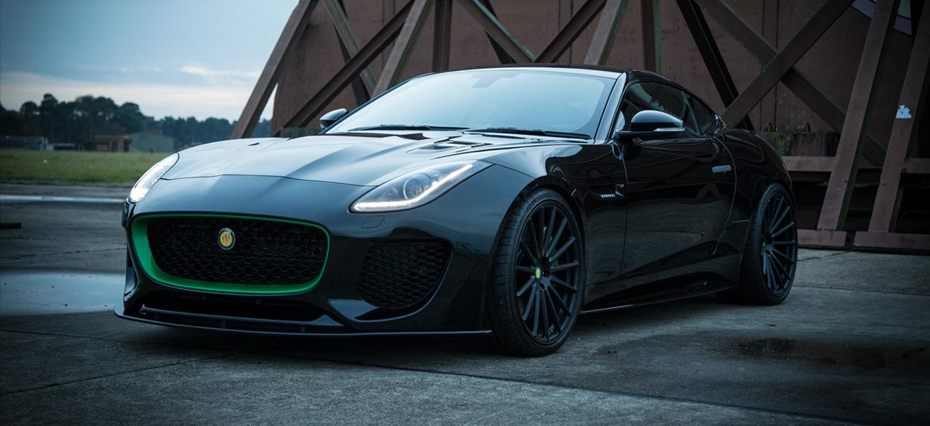 F Type Price >> British Built Cars | Lister - LFT-666